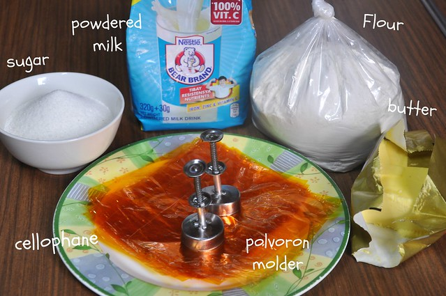 utilization of squash flour in polvoron making How to prepare polvoron: toast the flour until brown in color divide polvoron mixture if you want to add other use a cellophane wrapper to wrap the molded.