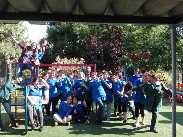 Jardín Infantil Las Azucenas (3ra etapa) | Huechuraba | Fundación LarrainVial