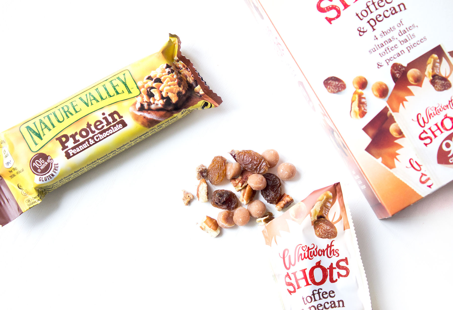 Currently Tasting #3   Nutty Snacks
