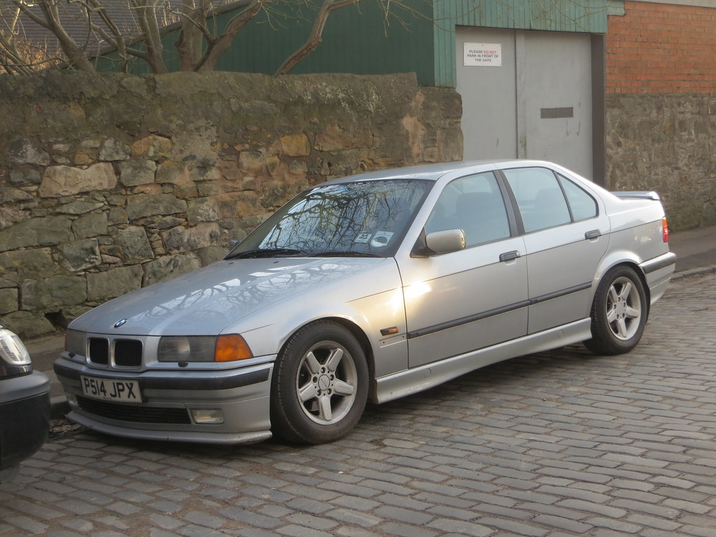 1996 BMW 328i SE | With full AC Schnitzer bodykit and wheels… | Flickr