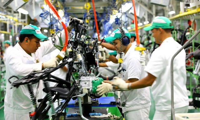 Informática alavanca recorde de faturamento na Zona Franca de Manaus, Industria