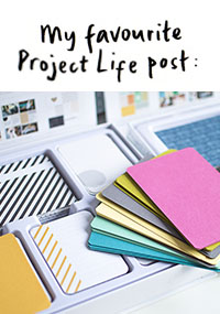 uk blog project life