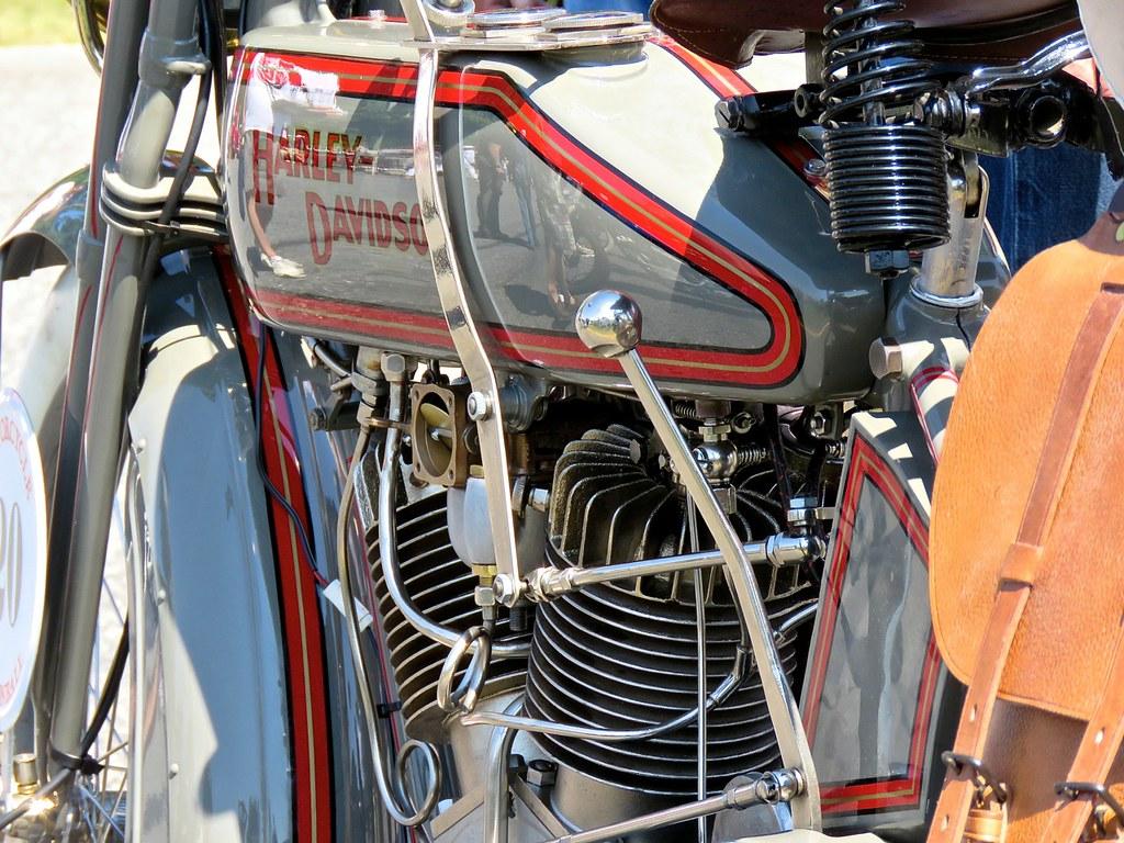 1916 Harley-Davidson 16F 5