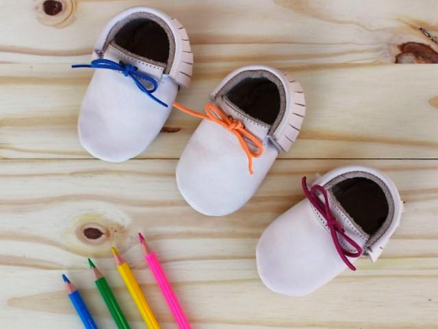 Zapatos bebés mini shuu 3
