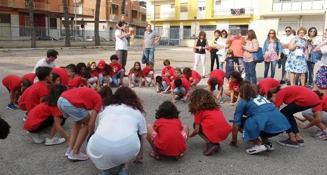 Noicattaro. English Summer Camp intero