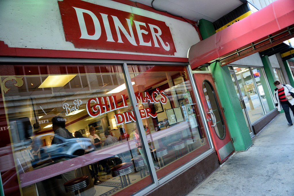 Chili Mac's Diner St Louis