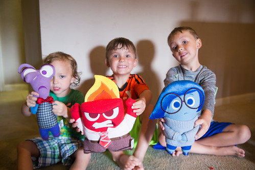 Inside Out Party Favors