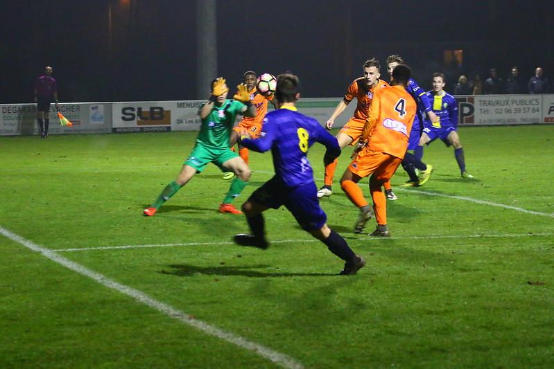 CFA2 matches de championnat