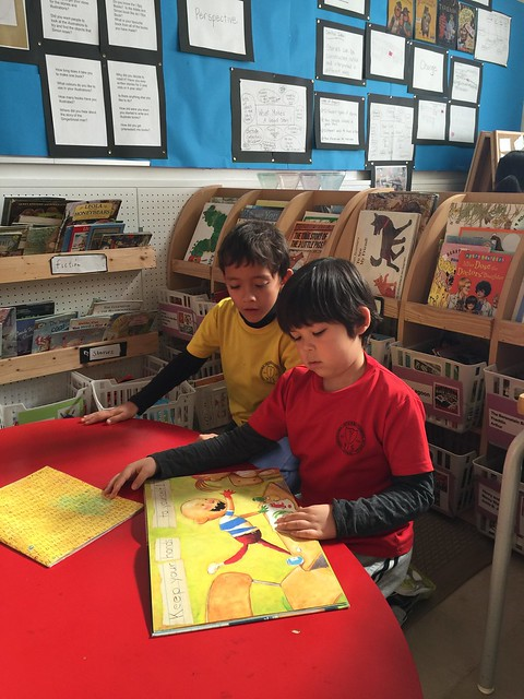 stories for our summative assessment