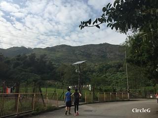 CIRCLEG 遊記 香港 屯門 菠蘿山 良景邨 日落  (12)