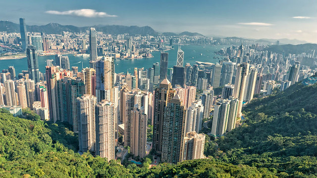 Hong Kong city top white papers January 2017