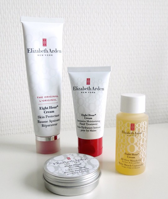 Elizabeth Arden eight hour creme