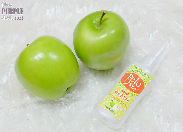Belo Baby Hand Sanitizer Green Apple