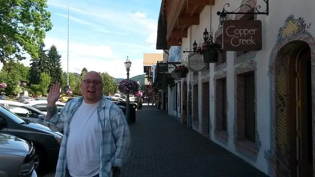 Leavenworth!