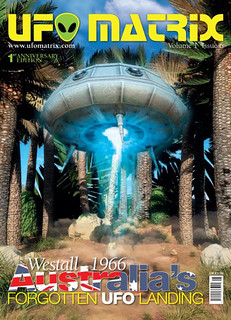 UFO Matrix Magazine Issue 6 | by Green Earth Publishing
