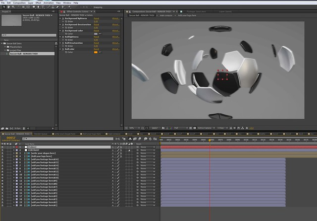 brazuca ball, championship, football, Football Transition, game, goal, intro, league, match, motion graphic, reveal, soccer, splash, world cup