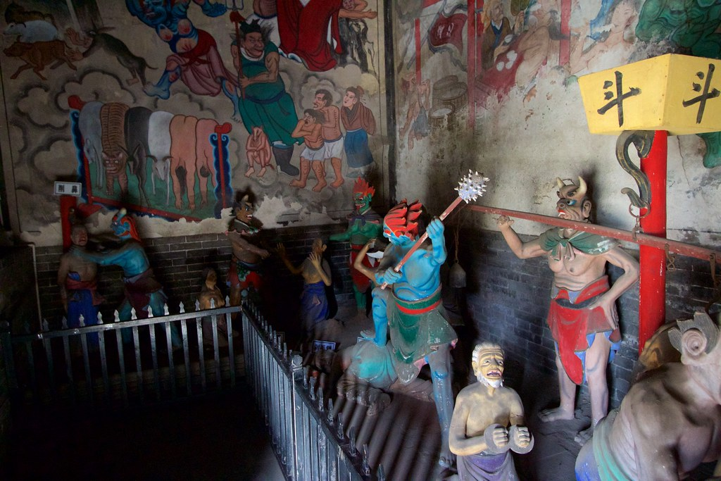 Visions of Taoist Hell | In Si...