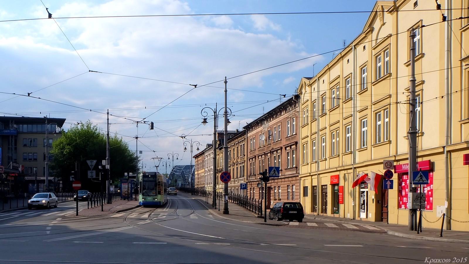 Legionów Józefa Piłsudskiego, Krakow, Poland