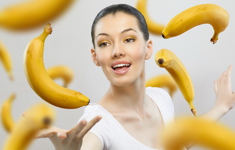 manfaat pisang untuk kecantikan