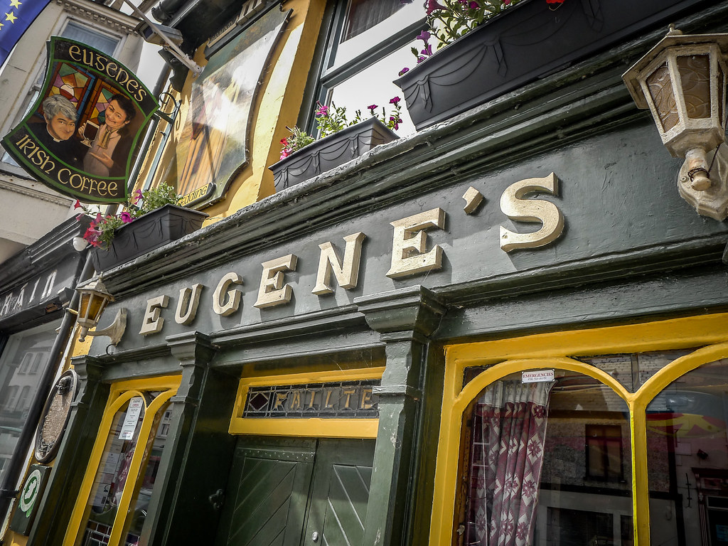 An Irish Pub Roundup