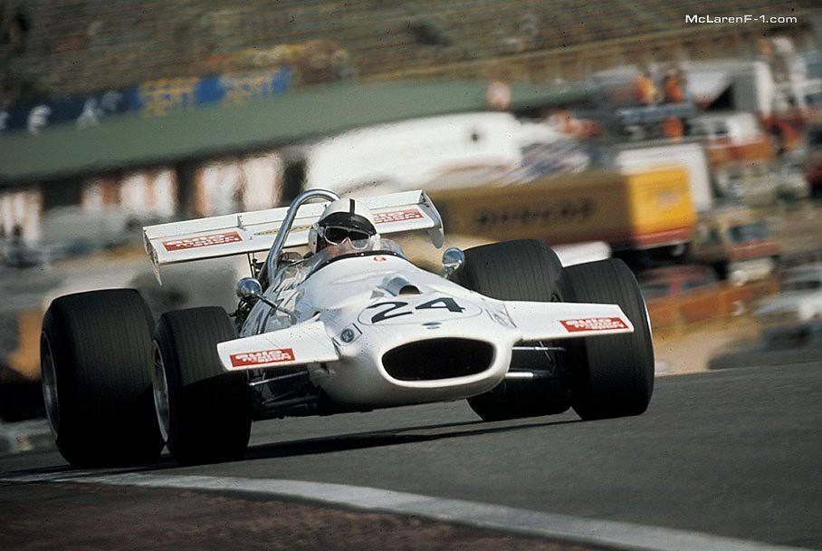 1970 - F1 - Rolf Stommelen - Brabham (4) | Alex Sievers | Flickr