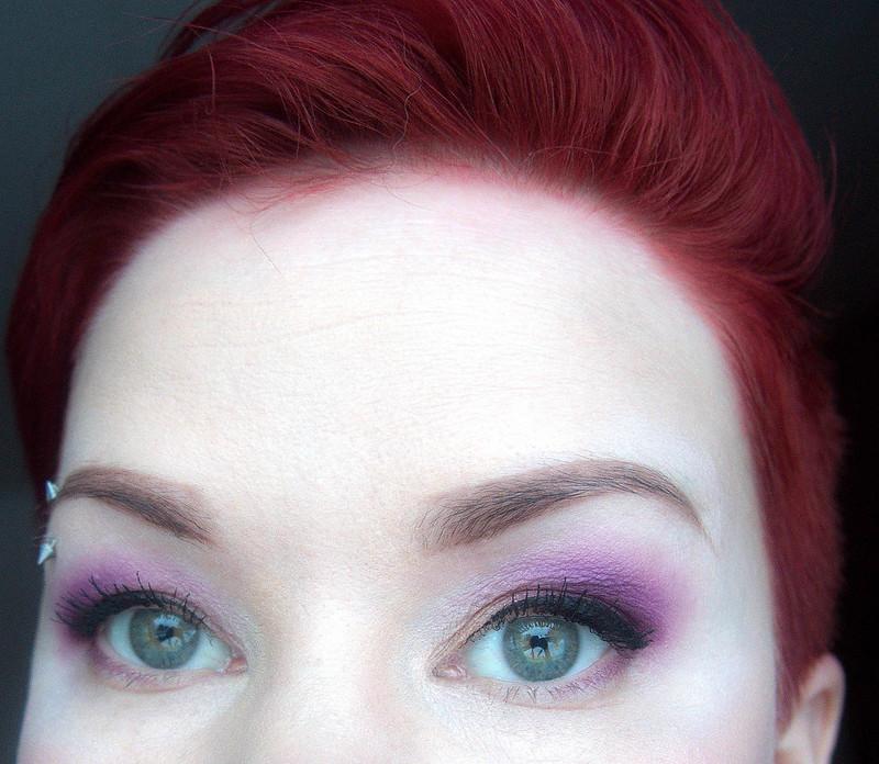 punainen tukka