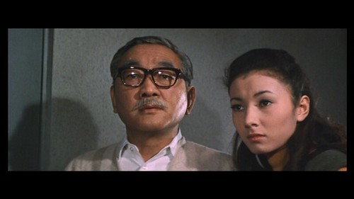 Tetsu Nakamura and Mari Nakayama in LATITUDE ZERO