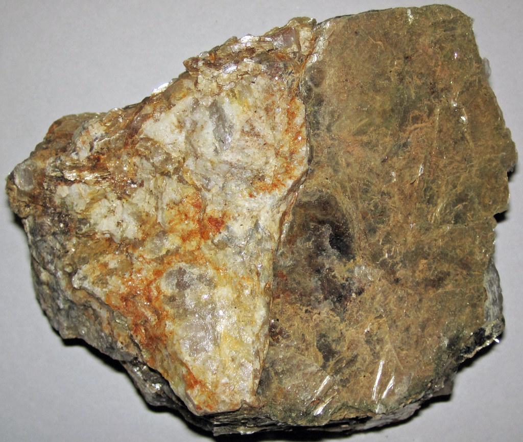 Pegmatitic Granite Precambrian Black Hills South Dakota