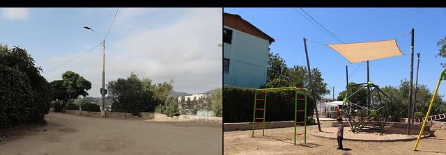 Plaza Mirador Guillermo Rodríguez | Viña del Mar | Clientes de Santa Isabel