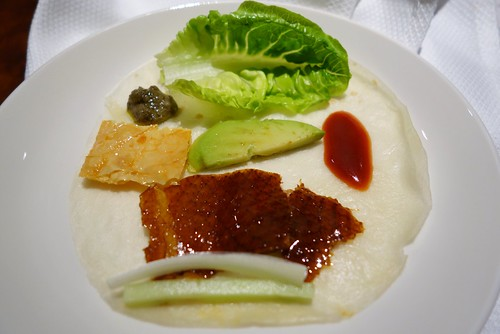 VLV Peking Duck deconstructed
