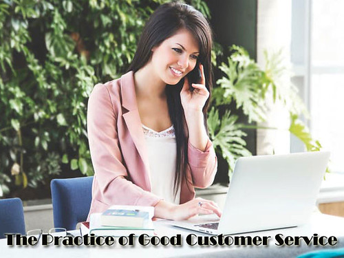 The-Practice-of-Good-Customer-Service