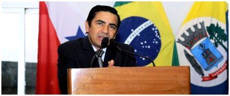 Vereador do PSL propõe construção de quadra poliesportiva no Salvação, Sílvio Amorim