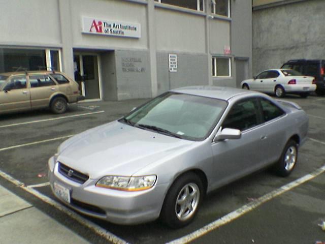 98 Honda Accord for sale (Seattle) | Here's my craigslist ...