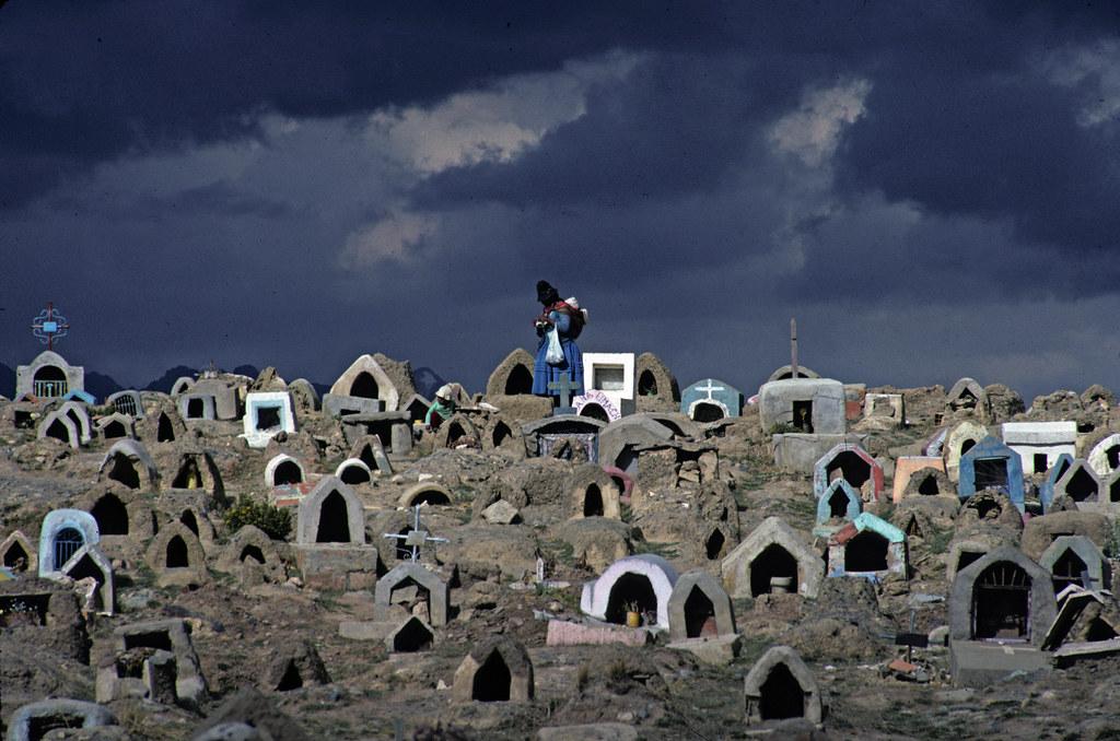 Cemetery, El Alto, Bolivia | by Marcelo  Montecino