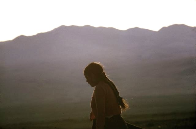 Altiplano, Bolivia  1964   by Marcelo  Montecino