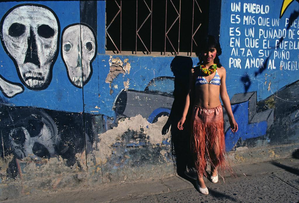 La Victoria celebration, Santiago, Chile, 1989 | by Marcelo  Montecino
