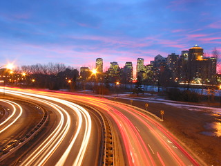 Long Exposure Traffic | by splorp