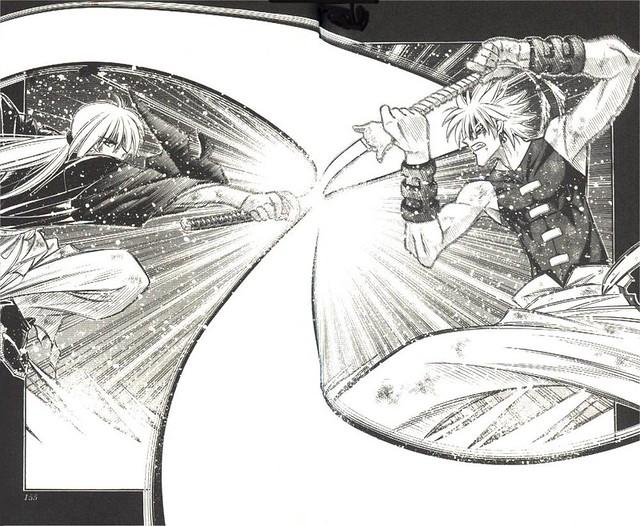 Kenshin Vs. Enishi