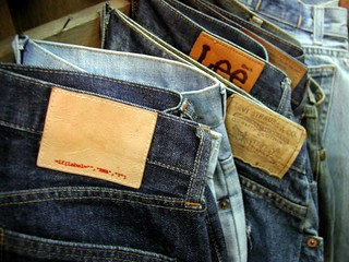 broken counterfeit jeans | by bsdfm