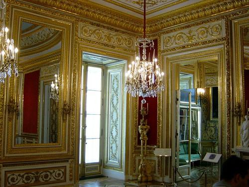 Warsaw Royal Palace Interior Given That The Whole Palace
