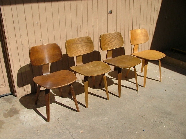 Delicieux ... Thonet Bent Plywood Chairs | By Hoodlam