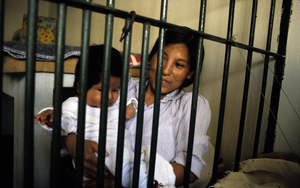 Terrorist suspect in Lima Jail, Peru | by Marcelo  Montecino