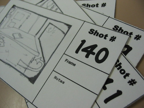 Storyboards | by Chris Campbell