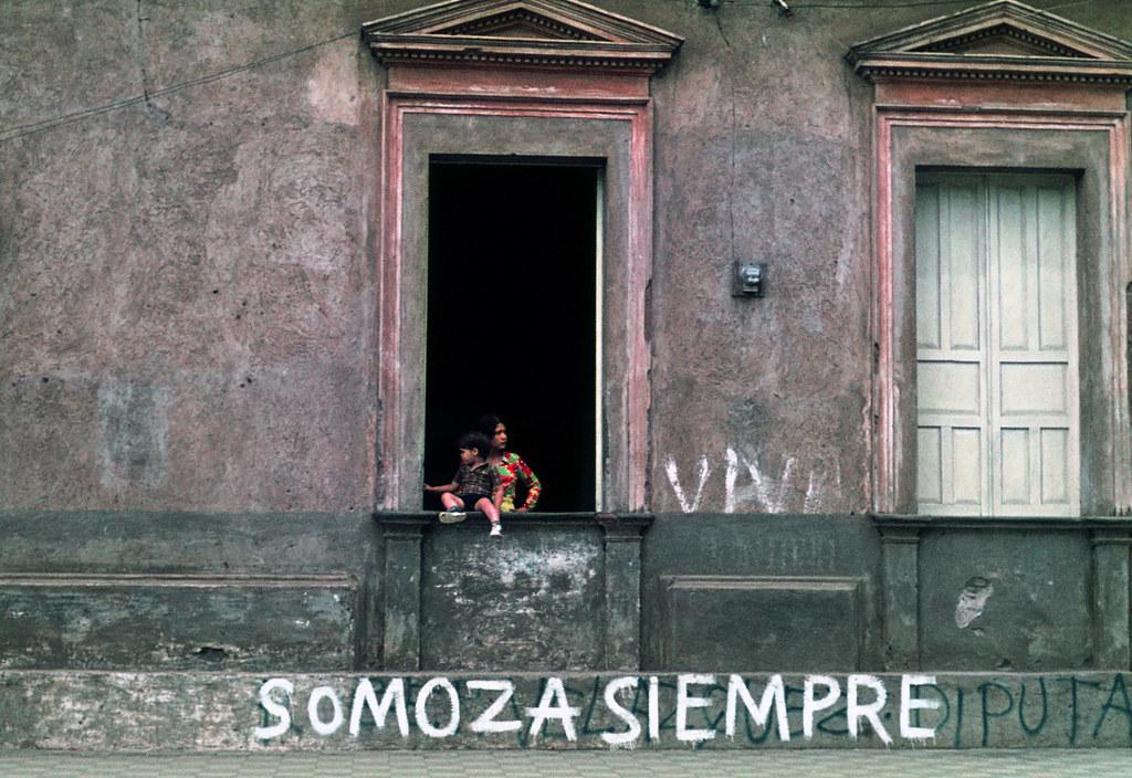 Somoza Forever, Leon, Nicaragua 1974 | by Marcelo  Montecino