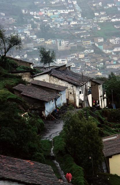 Shanty, Quito, Ecuador, 1975 | by Marcelo  Montecino