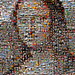 Flickr Mosaic: 10% Mona 90% Lisa