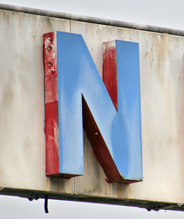 N is for Neglected | by otherthings