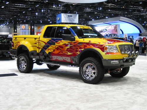 Skyjacker Tricked Out Ford F 150 Steven Andrew Miller