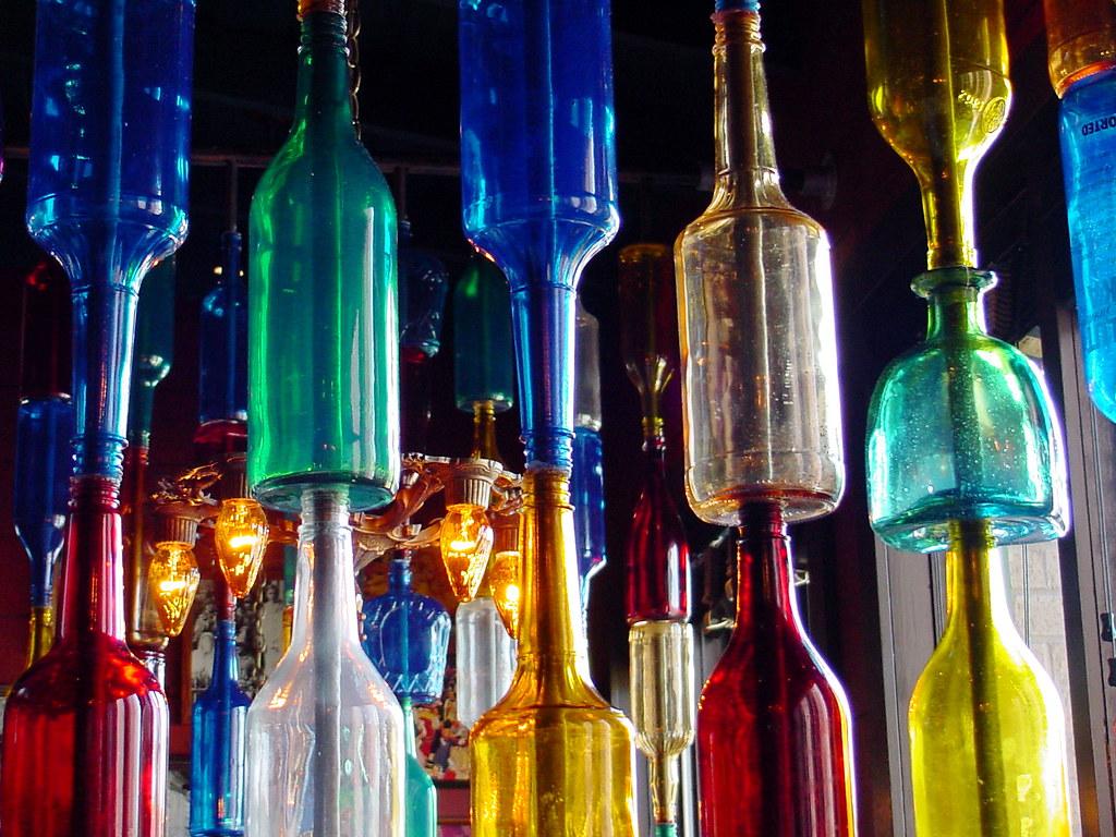 Color Glass Composition