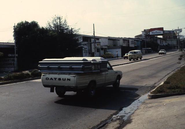 San Salvador, El Salvador,  1983 | by Marcelo  Montecino